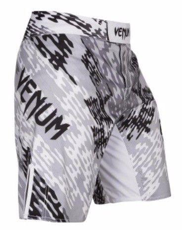 Bermuda MMA - Neo Camo - Branco - Venum - ULTIMA UNIDADE  - Loja do Competidor