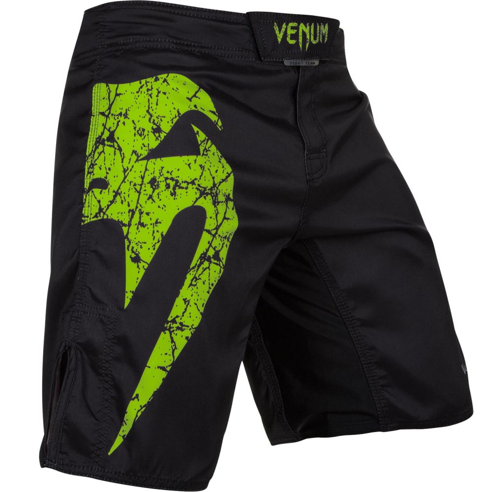 Bermuda MMA - Neo Camo Giant - Preto/Verde- Venum