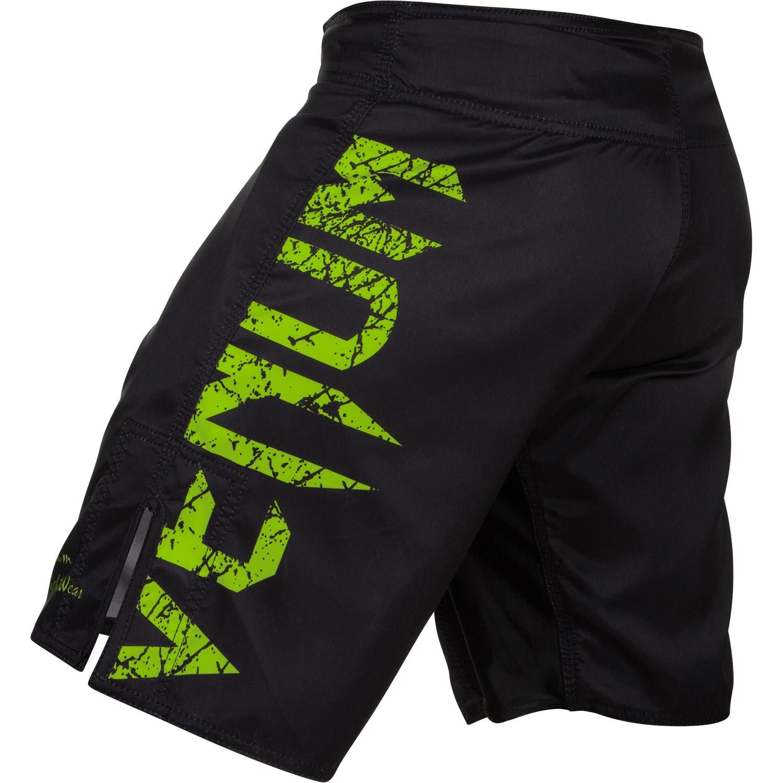 Bermuda MMA Neo Camo Giant - Preto/Verde - Venum  - Loja do Competidor