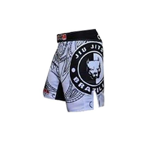 Bermuda MMA - Pit Bull - V2 - BJJ - Garra Fight .  - Loja do Competidor