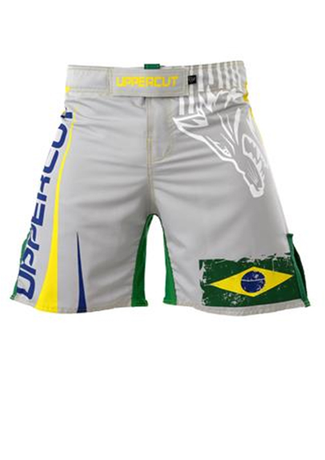 Bermuda MMA - Professional - Dream - Cinza-  Uppercut . - Loja do Competidor