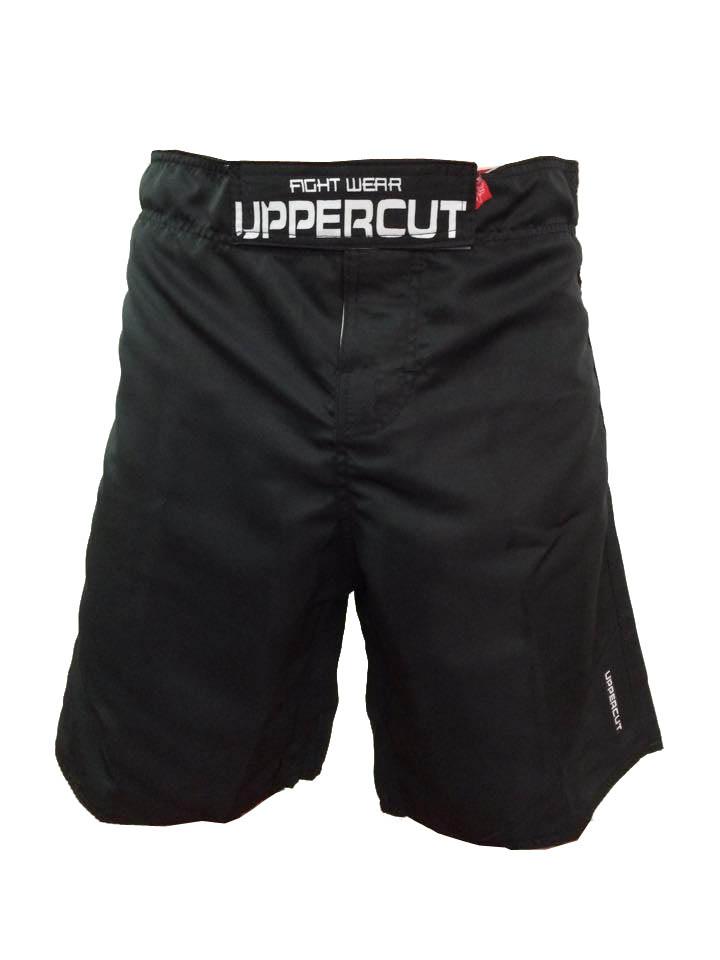 Bermuda MMA - Smooth - Sem Estampa - Casual - Uppercut  - Loja do Competidor