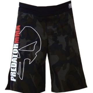 Bermuda MMA / Submission - Eclipse - Camuflada- Predator .  - Loja do Competidor