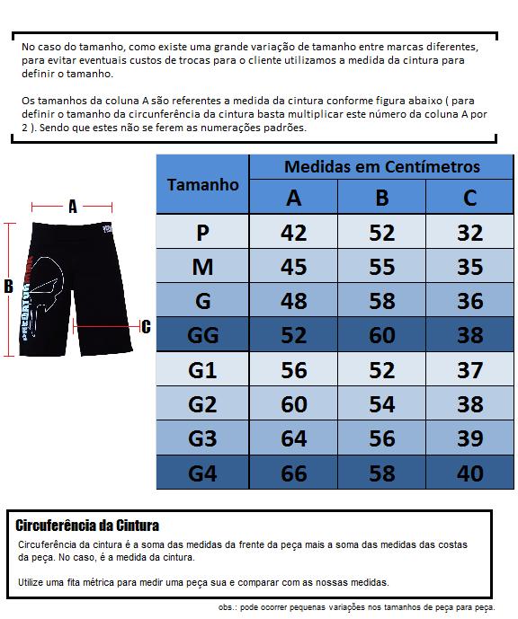 Bermuda MMA / Submission - Eclipse - Preto - Predator  - Loja do Competidor