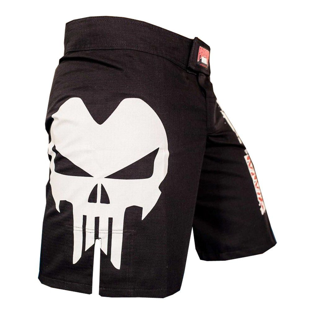 Bermuda MMA / Submission Large Skull - Preto - Predator -