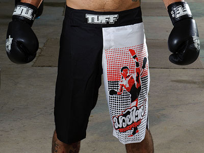 Bermuda MMA - TUFF-MMAS127