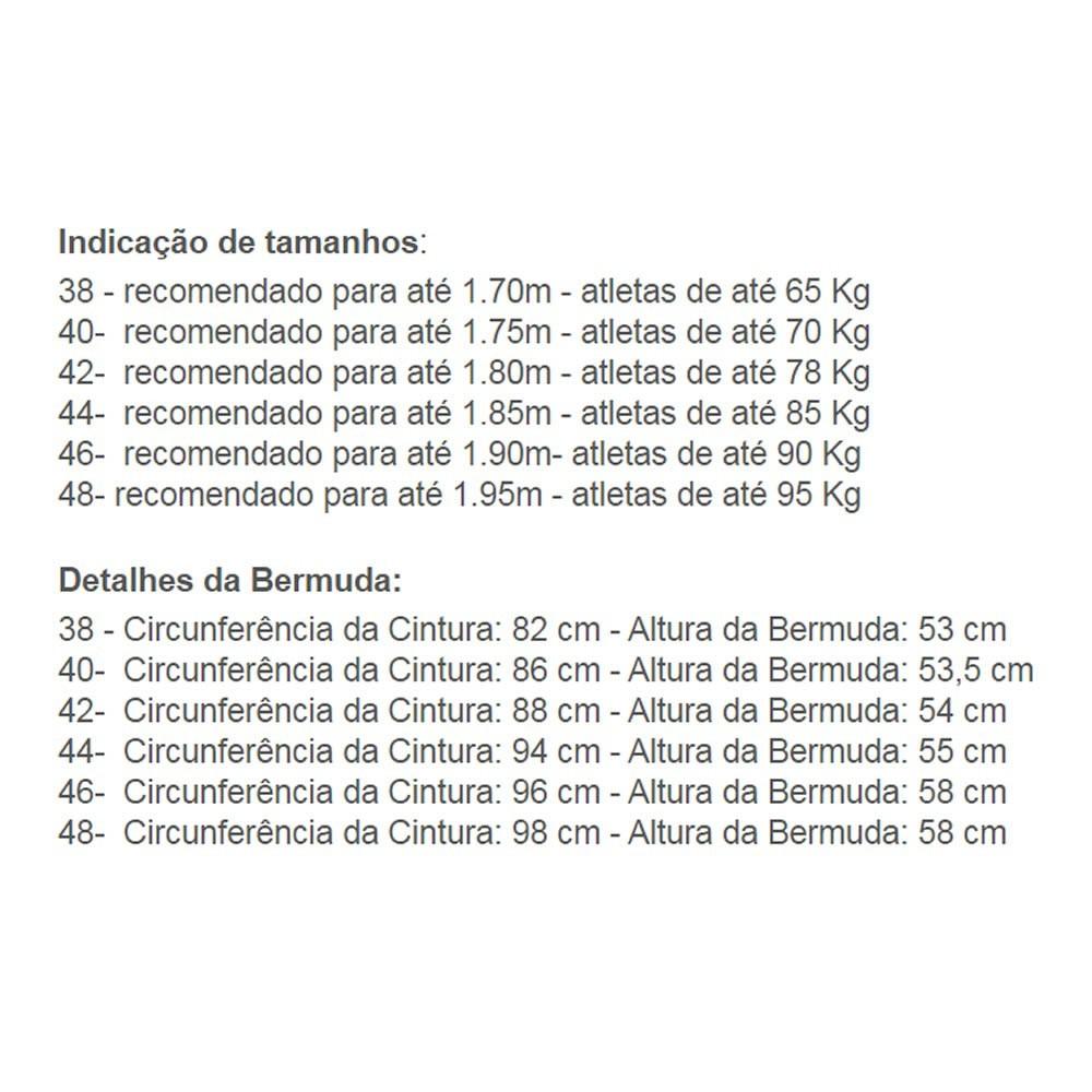Bermuda Trainning Musculação B-2 - Preta - Uppercut  - Loja do Competidor