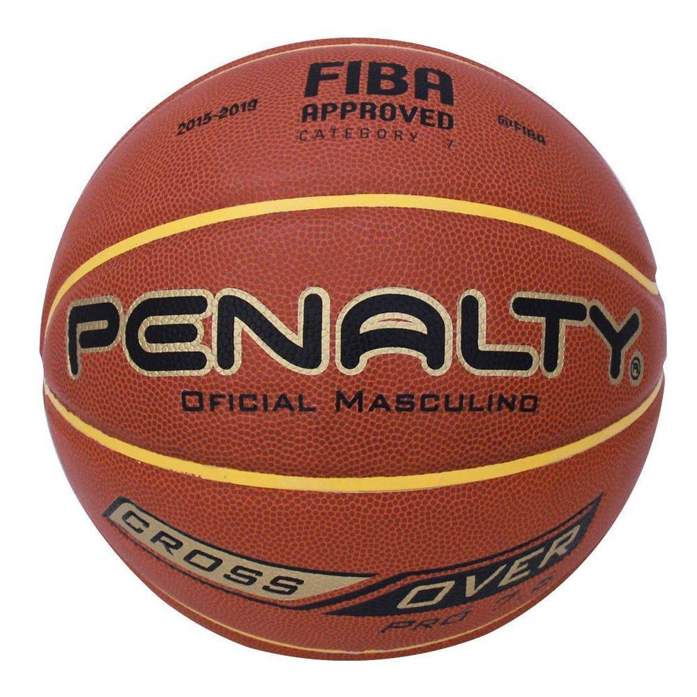 Bola de Basquete - Crossover 7.8 - Oficial - Masculino - Penalty