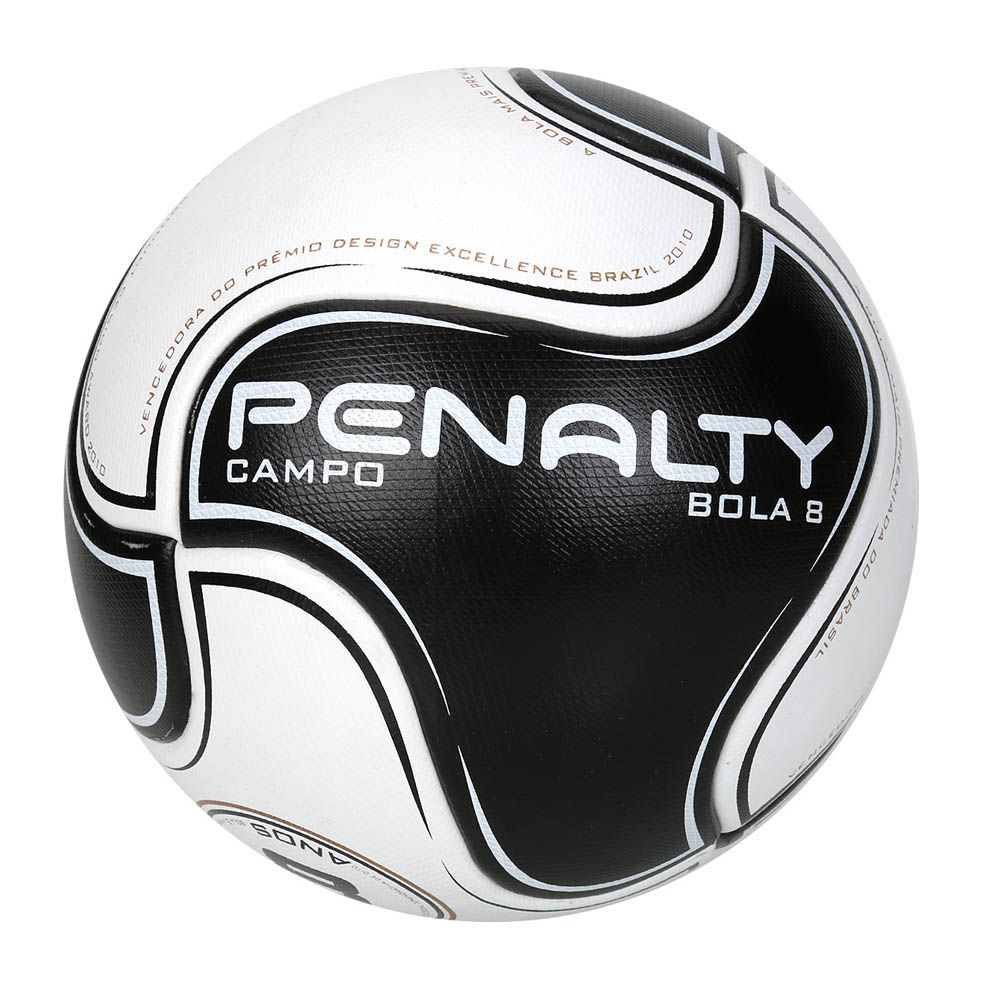 Bola de Futebol de Campo 8 S11 R2 - PVC - 8 Gomos - Penalty