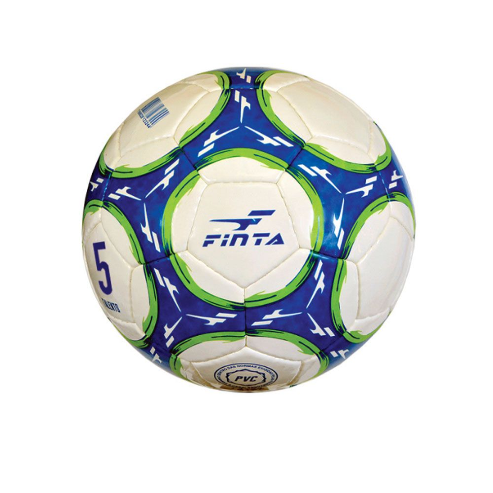 Bola de Futebol de Campo Escolinha Talento nº 5 - 32 Gomos - Costurada- Finta