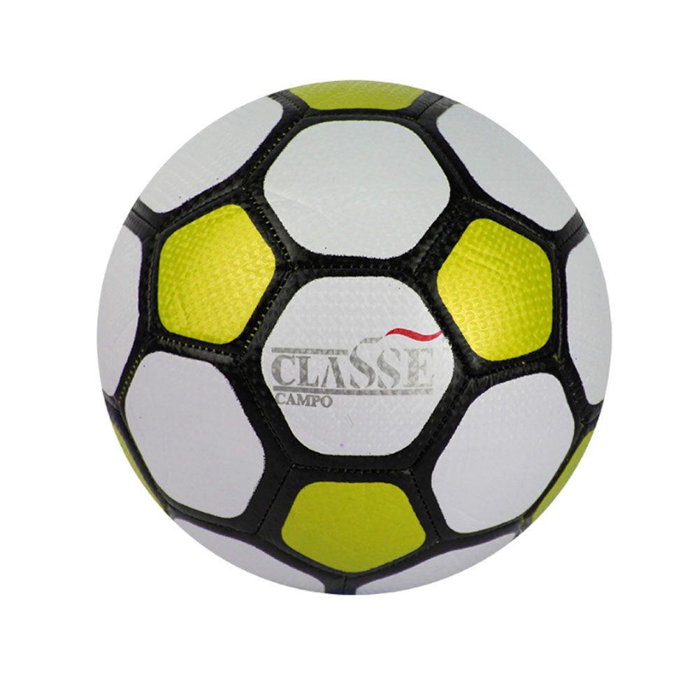 Bola de Futebol de Campo - KBT05 - Costurada - Diversas Cores -  Classe