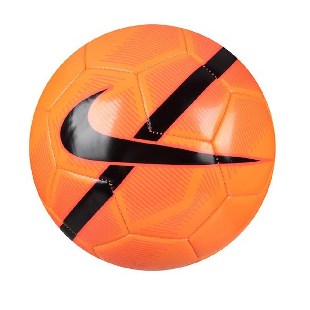 Bola de Futebol de Campo Mercurial Fade - 26 Gomos - Laranja/Preto- Nike