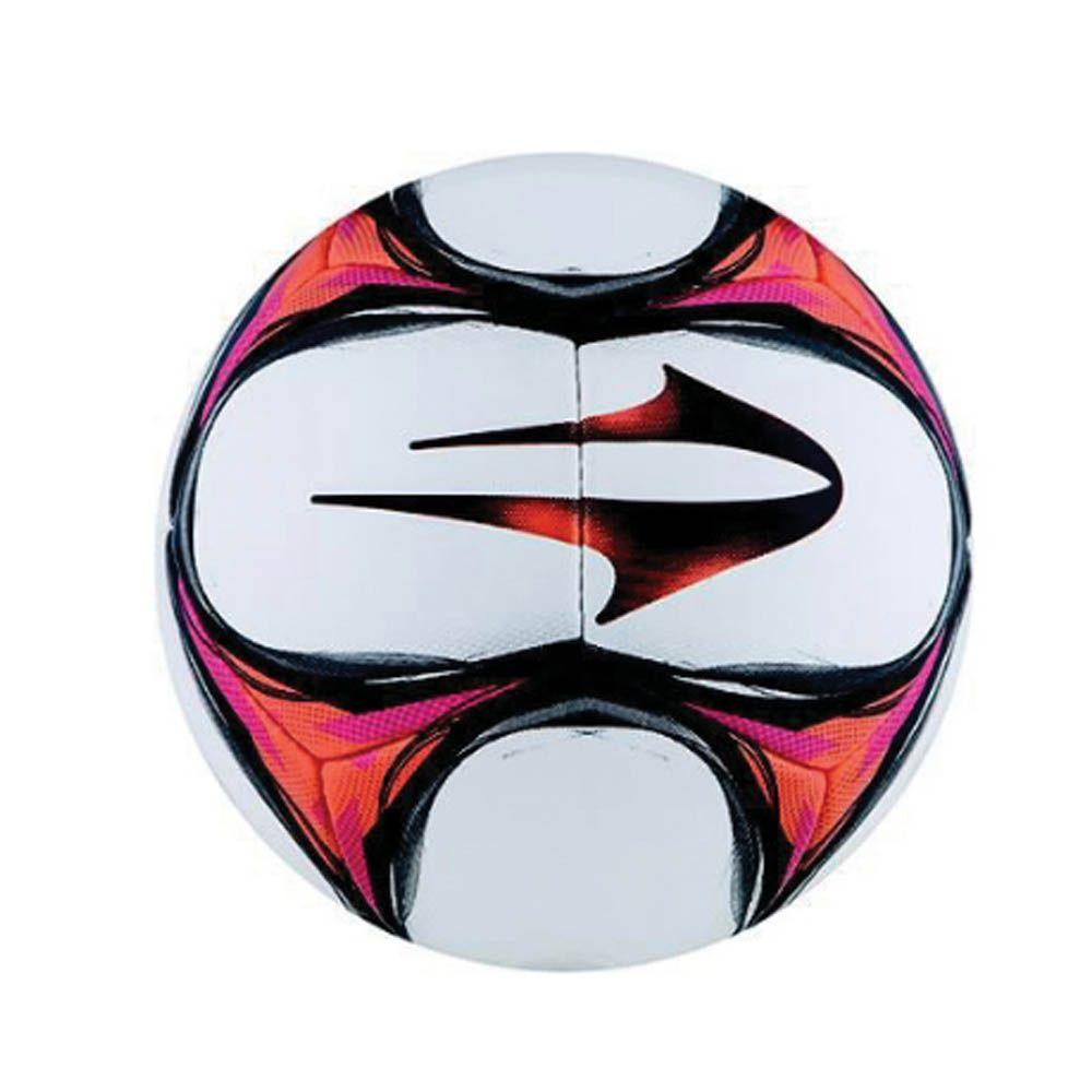 Bola de Futebol de Campo -Ultra VIII- 12 Gomos- Branco/Vermelho- Topper
