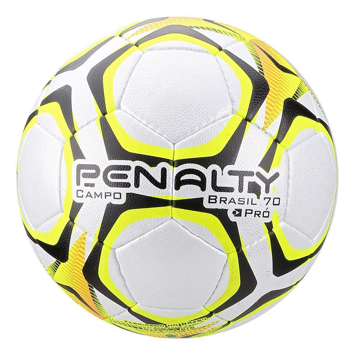 Bola de Futebol de Campo - Profissional- Brasil 70 Pro - Penalty