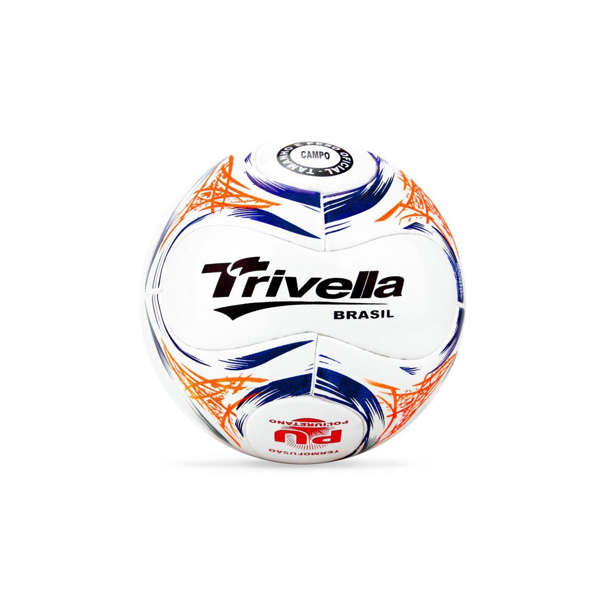 Bola de Futebol de Campo e Society - 14 Gomos - Trivella