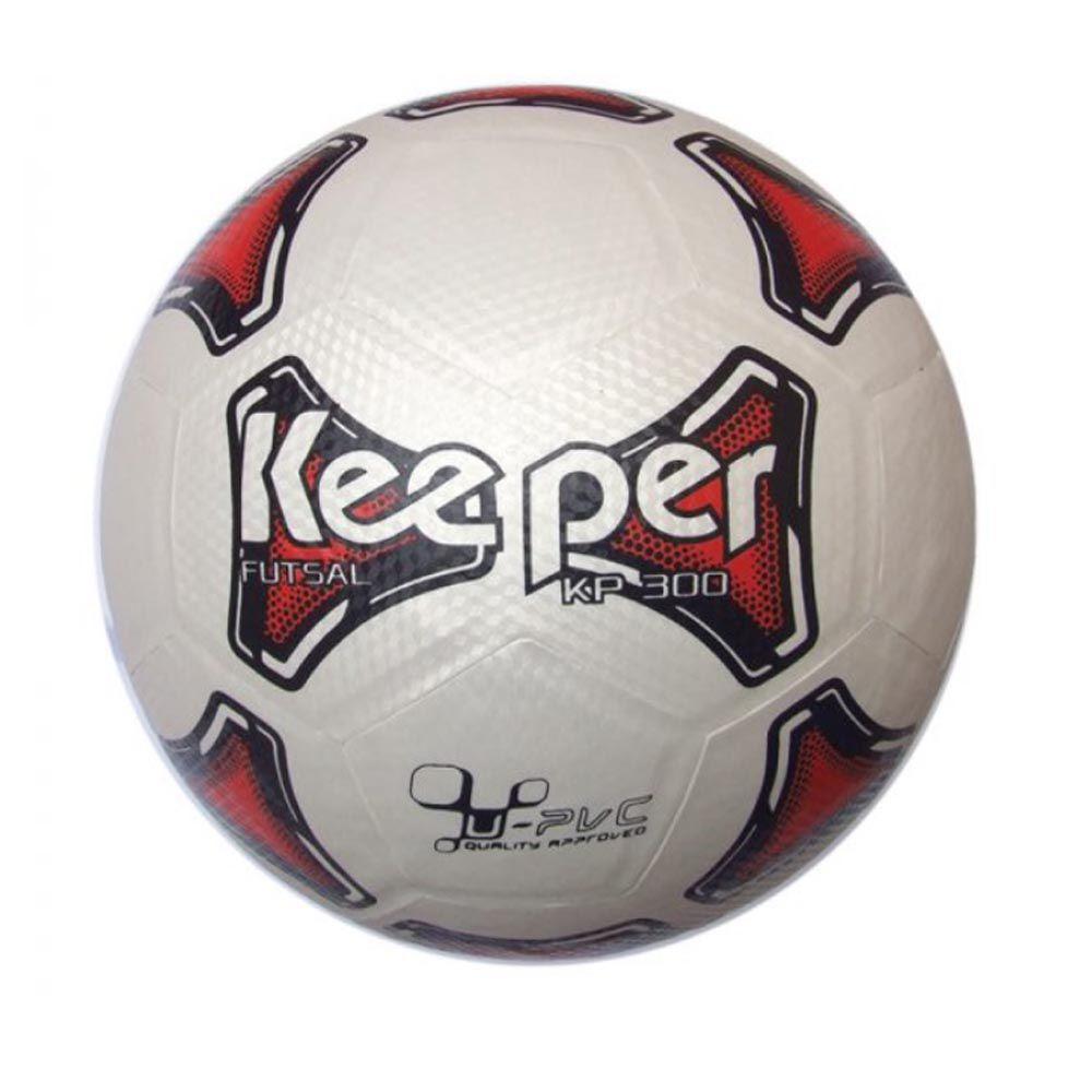 Bola de Futebol de Quadra Salão - Futsal - KPS 300 - Keeper  - Loja do Competidor