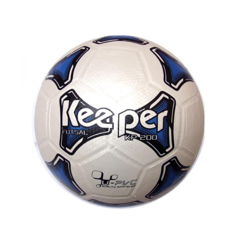 Bola de Futebol de Quadra Salão Futsal - KPS200 Sem Costura - Keeper