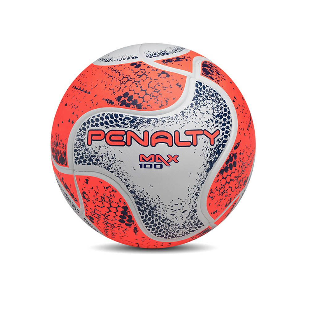 Bola de Futebol de Quadra Salão Futsal - Max 100 Termotec - Infantil - Penalty  - Loja do Competidor