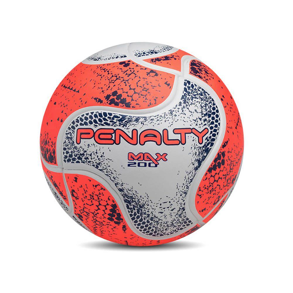 Bola de Futebol de Quadra Salão Futsal - Max 200 Termotec - Juvenil - Penalty  - Loja do Competidor