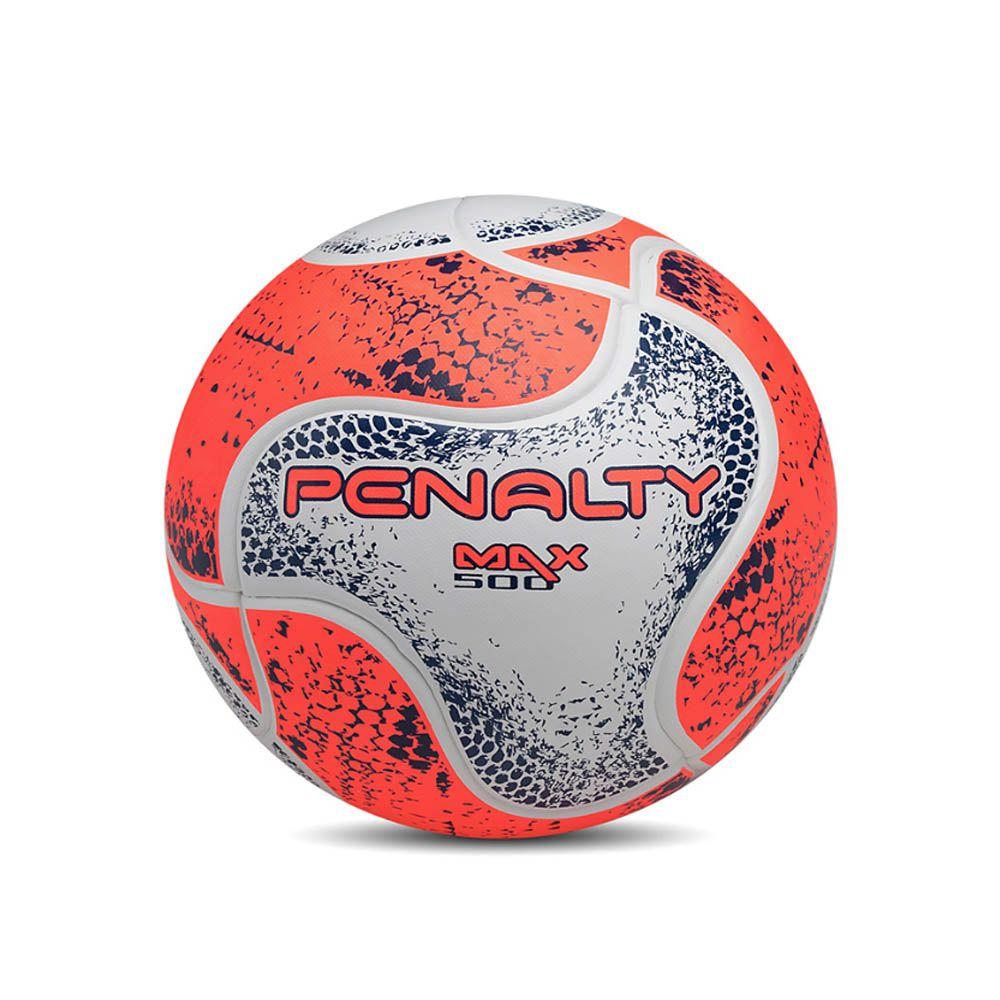Bola de Futebol de Quadra Salão Futsal Max 500 Termotec - Penalty  - Loja do Competidor
