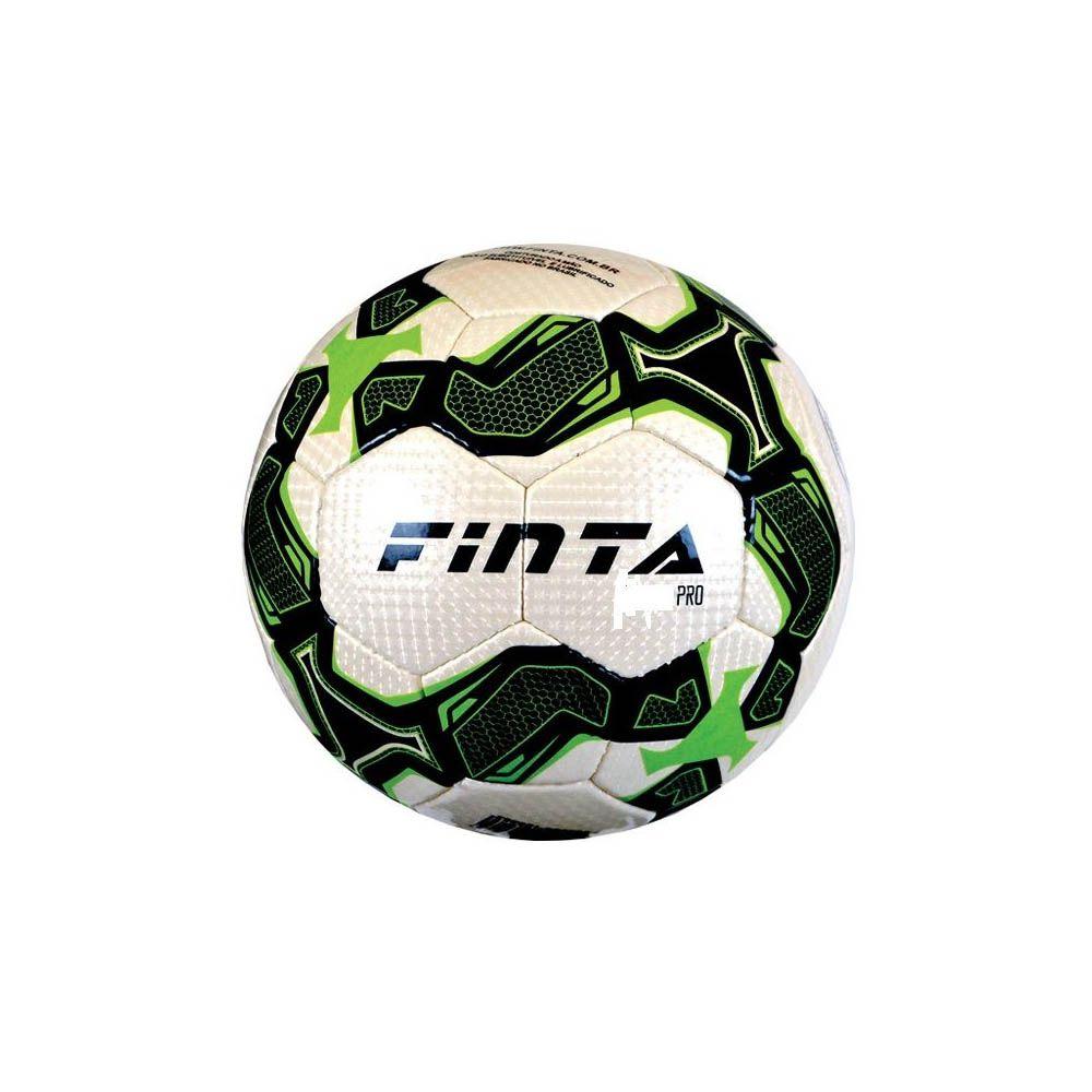 Bola de Futebol Society Raptor Pro com Costura - 32 Gomos - Finta