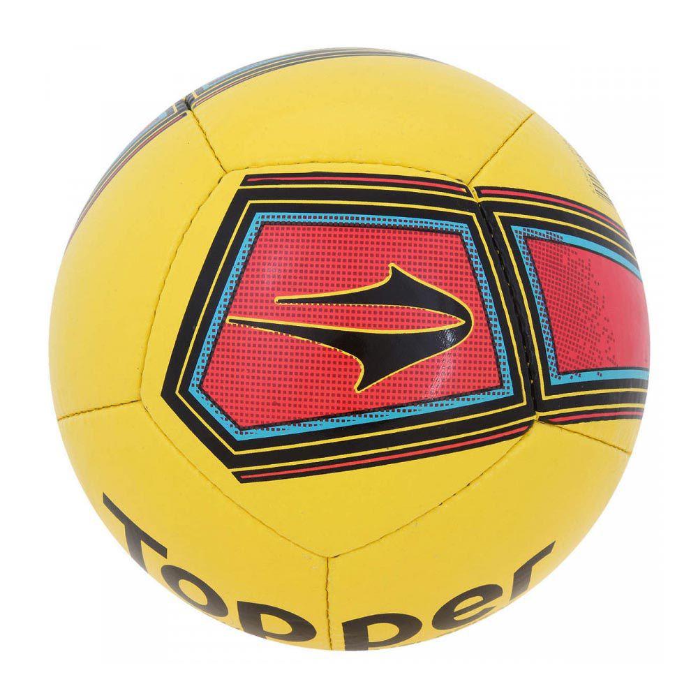 Bola de Futebol Society- KV Retrô - Velocity - Costurada - Topper  - Loja do Competidor