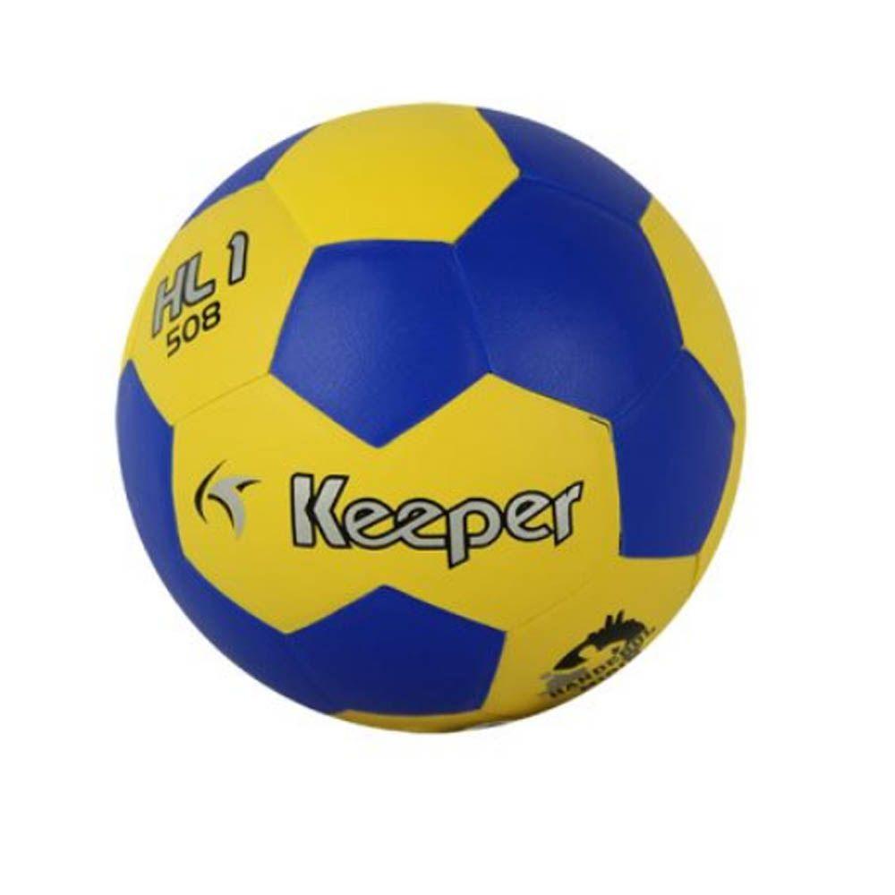 Bola de Handball Handebol H1L 508 - Feminina - Matrizada - Keeper - Loja do  Competidor 120f6cb2c66de