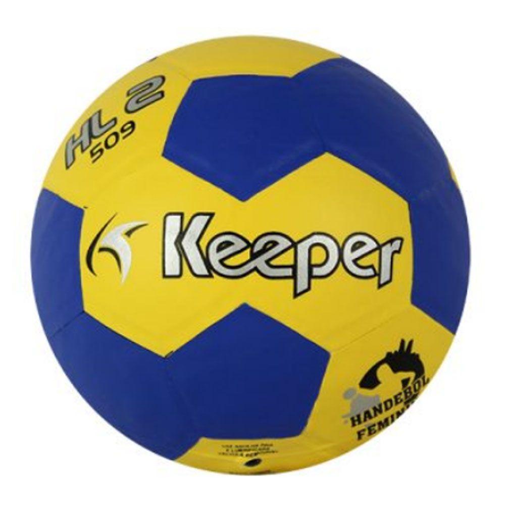 Bola de Handball Handebol H2L 509 - Feminina - Matrizada - Keeper