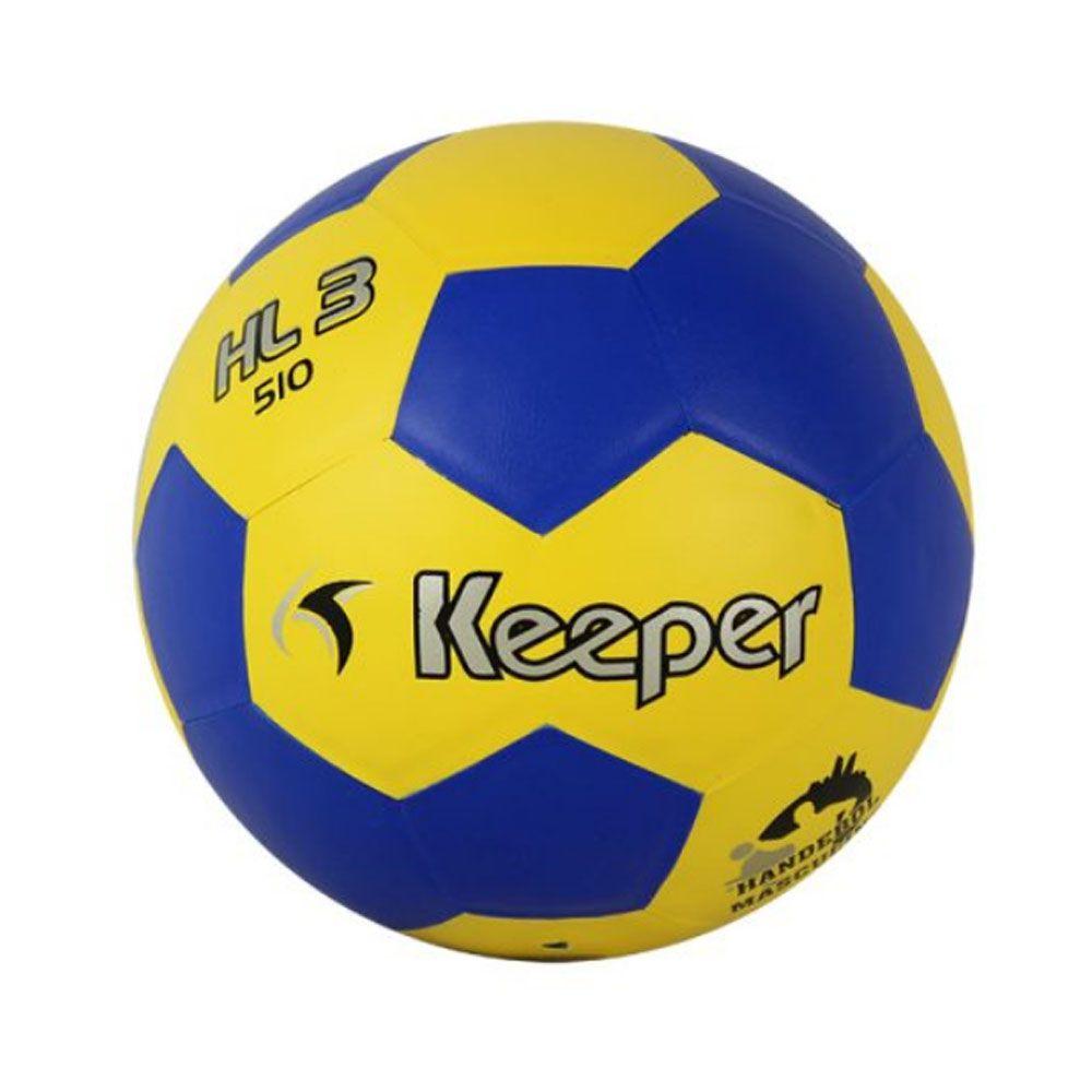 Bola de Handball Handebol H3L 510 - Masculina - Matrizada - Keeper