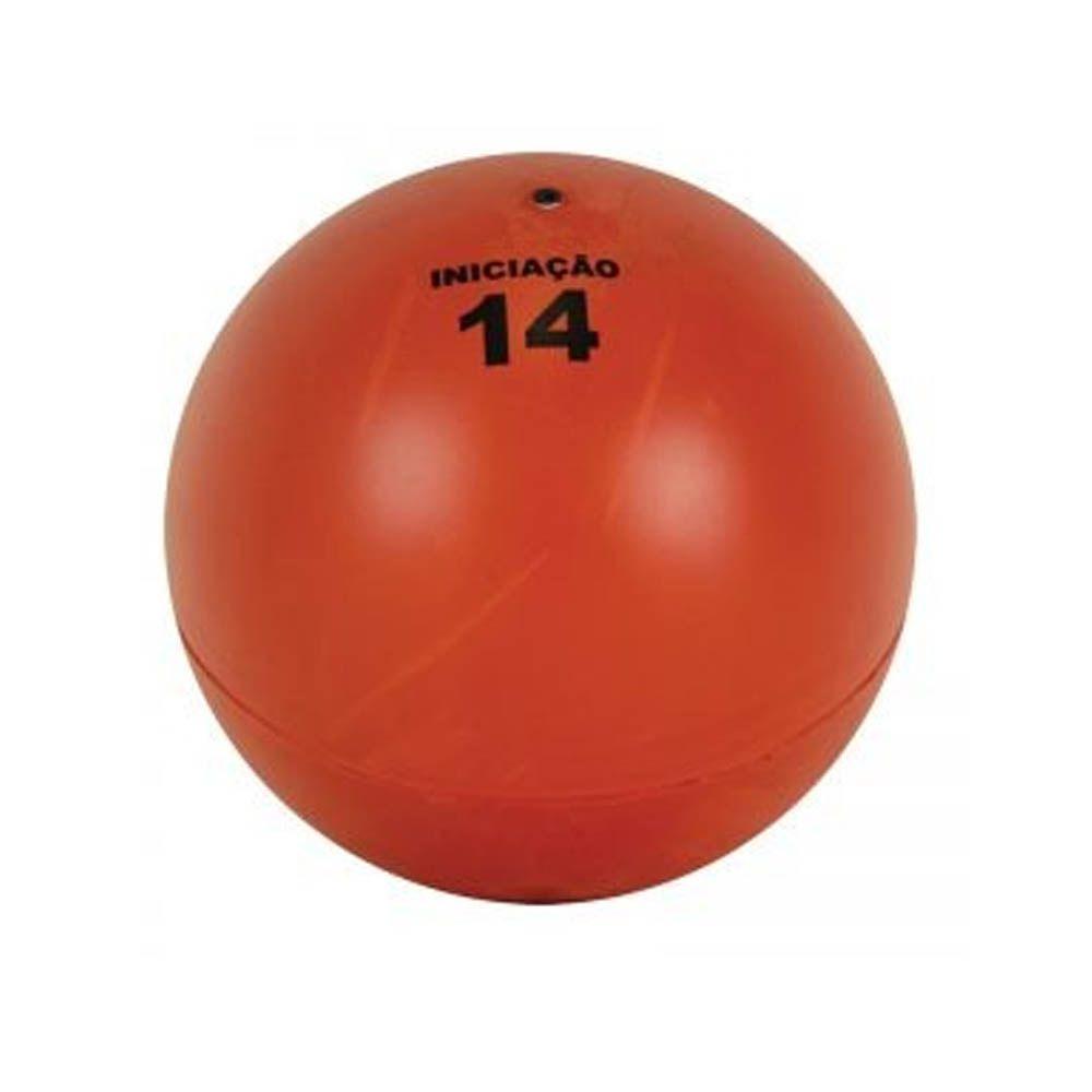 Bola de Iniciação - Futebol Borracha - N14 - Pentagol