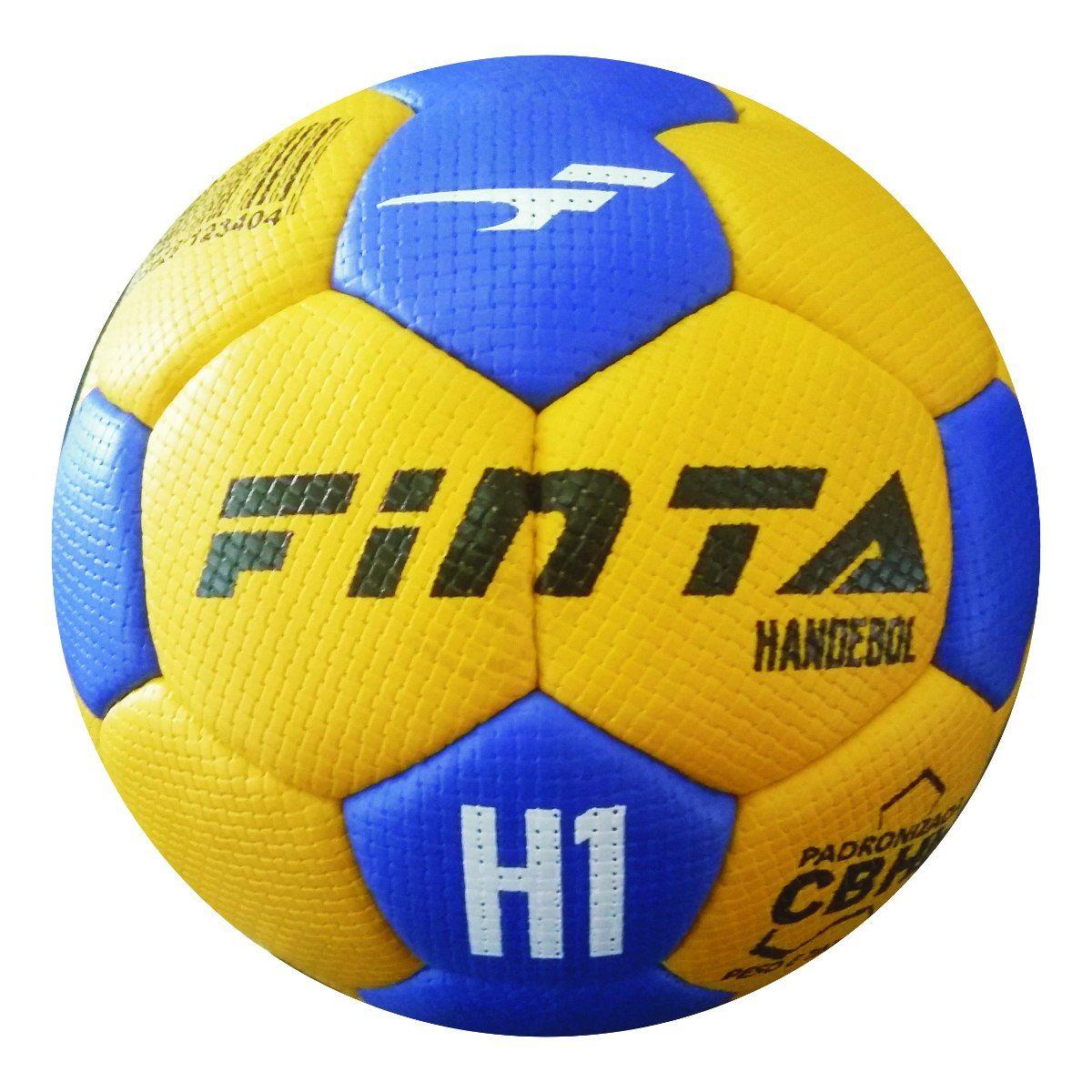 Bola de Handball Handebol H1L - Infantil - Com Costura- FInta