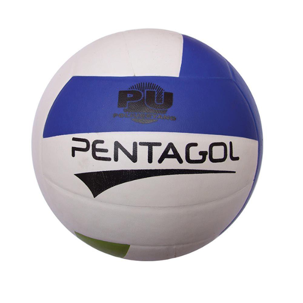 Bola de Volei Sem Costura PU 6.0 - Pentagol