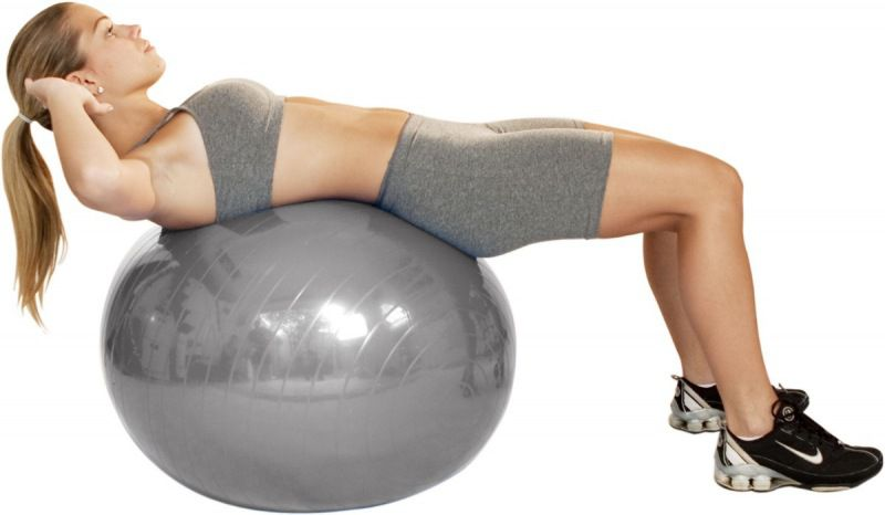 Bola Suiça - Ginástica/Pilates - 65 cm - Pro Action