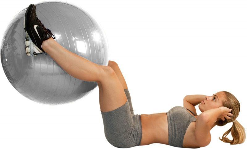 Bola Suiça - Ginástica/Pilates - 65 cm - Pro Action  - Loja do Competidor
