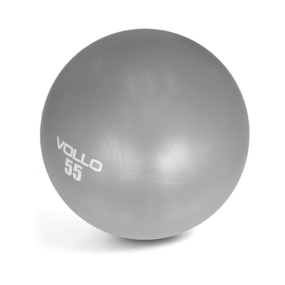 Bola Suiça - Ginástica Pilates com bomba - 55 cm - VP 1034 - Vollo  - Loja do Competidor