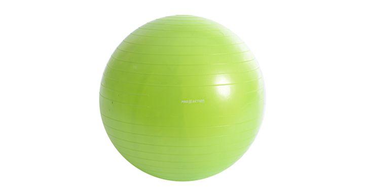 Bola Suiça - Ginástica/Pilates - Com Bomba de Ar - 75 cm