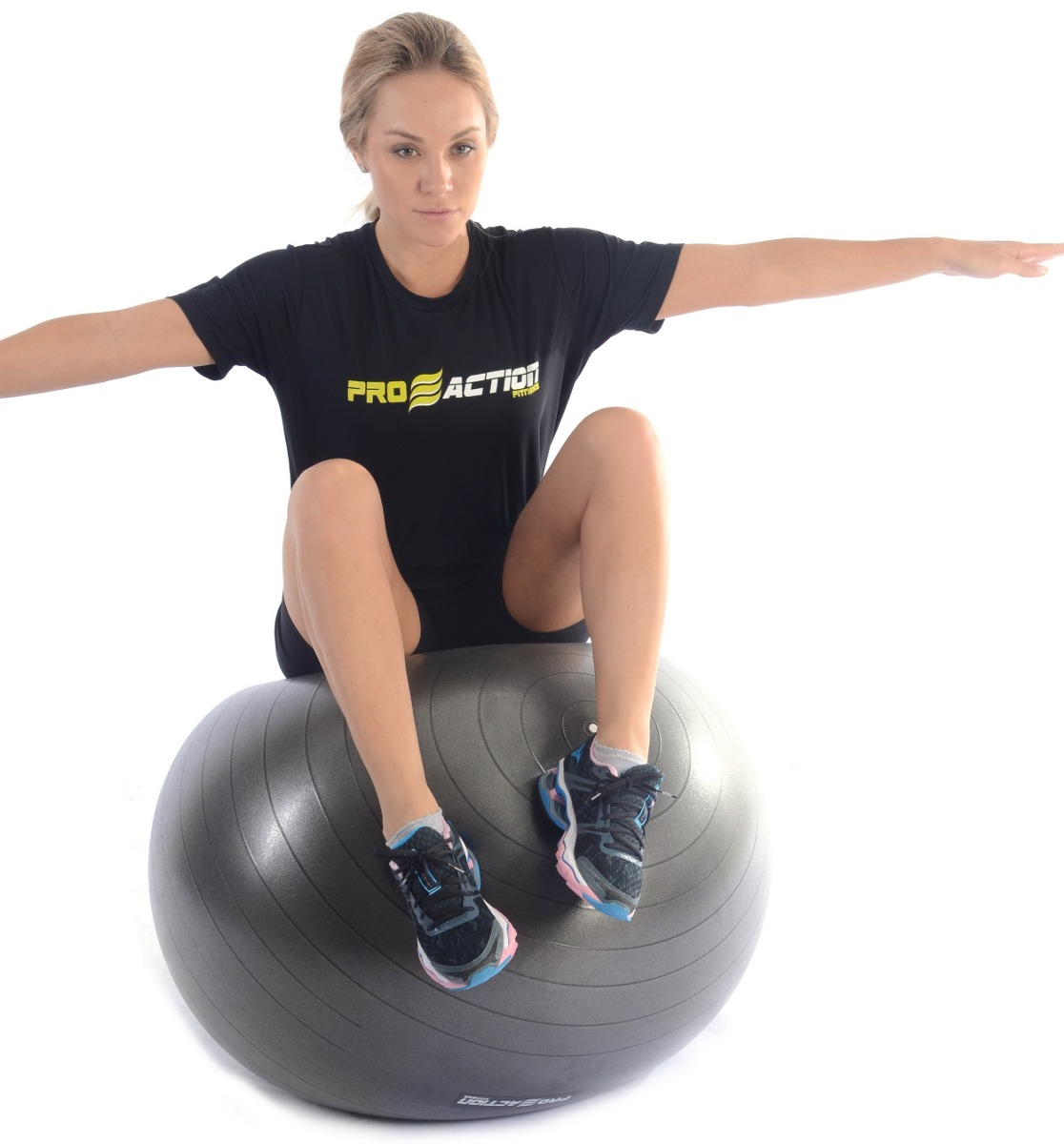 Bola Suiça - Ginástica/Pilates - Pro Action - 75 cm