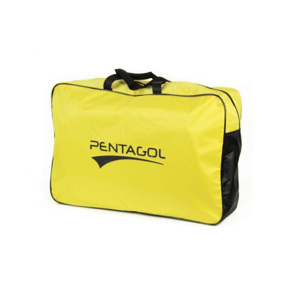 Bolsa / Sacola Porta Bolas - Capacidade 6 Bolas - Pentagol  - Loja do Competidor