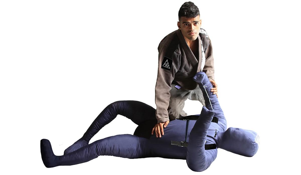 Boneco Sparring para Treinos de Jiu Jitsu - Adulto - Vazio  - Loja do Competidor