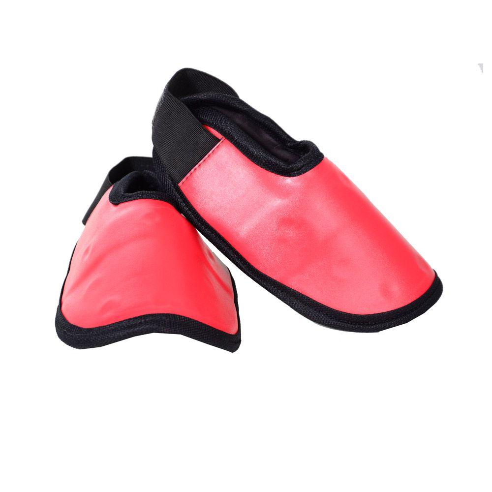 Botinha Protetor de Pé com Sensores - Taekwondo - Kwans - Par