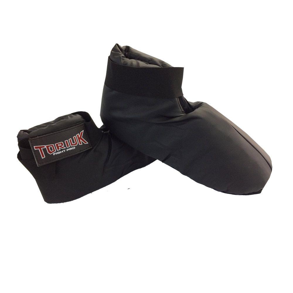 Botinha Protetor de Pé - Kick Boxing - Toriuk  - Loja do Competidor