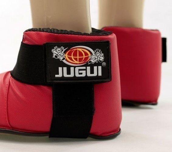 Botinha Protetor de Pé - Kick Boxing - Jugui  - Loja do Competidor
