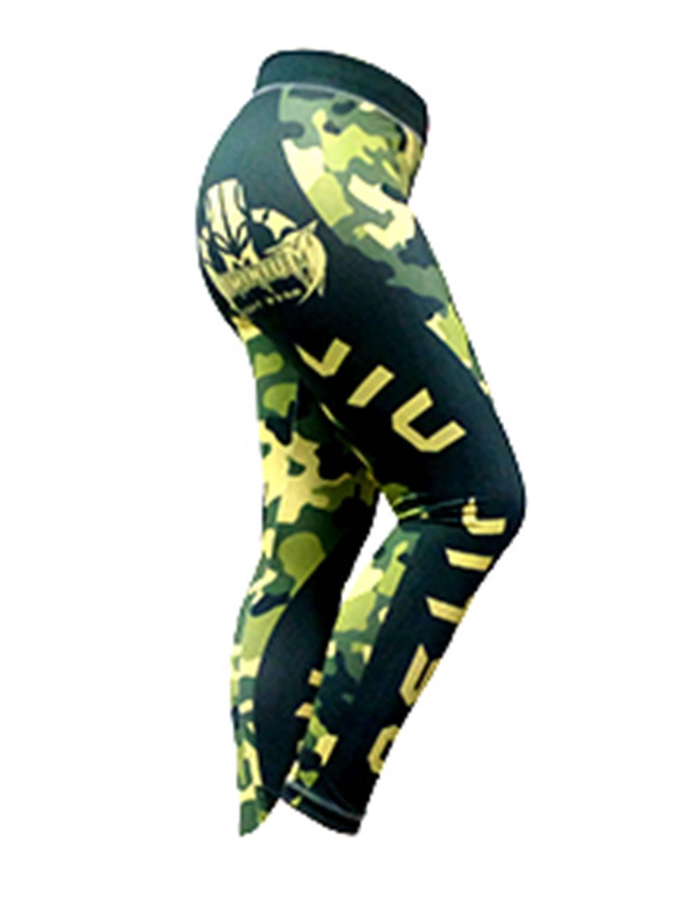 Calça Compressão Térmica Fem Kickboxing Jiu Jitsu - 2824ex