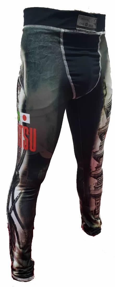Calça de Compressão Térmica - Jiu Jitsu - Tokyo - John Brazil  - Loja do Competidor