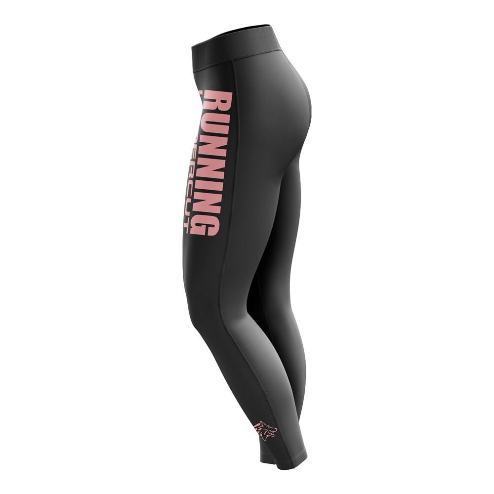 Calça de Compressão Térmica Legging Corrida Running - Feminina  - Loja do Competidor