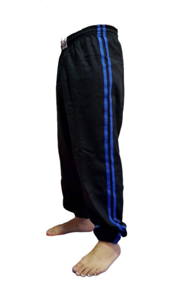 Calça Kung Fu Krav Maga KickBoxing - Brim - Adulto - Sem Silk - Sung Ja