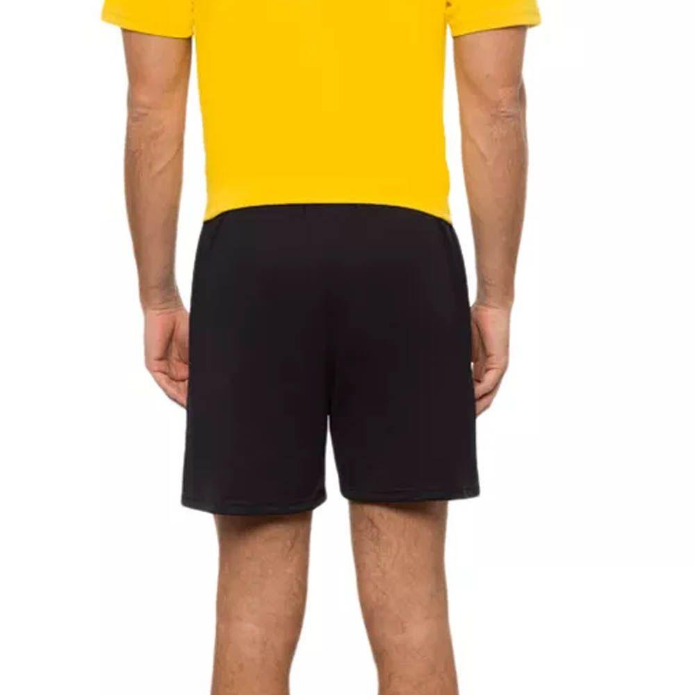 Calção de Futebol Corrida Musculação - Basic II - Preto - Adulto - Topper  - Loja do Competidor