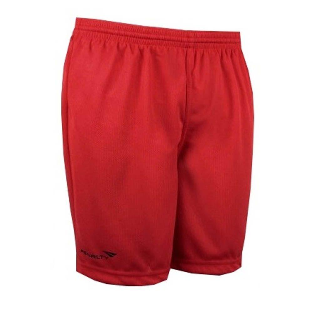 Calção de Futebol Corrida Musculação - Matis - Vermelho - Adulto - Penalty  - Loja do Competidor