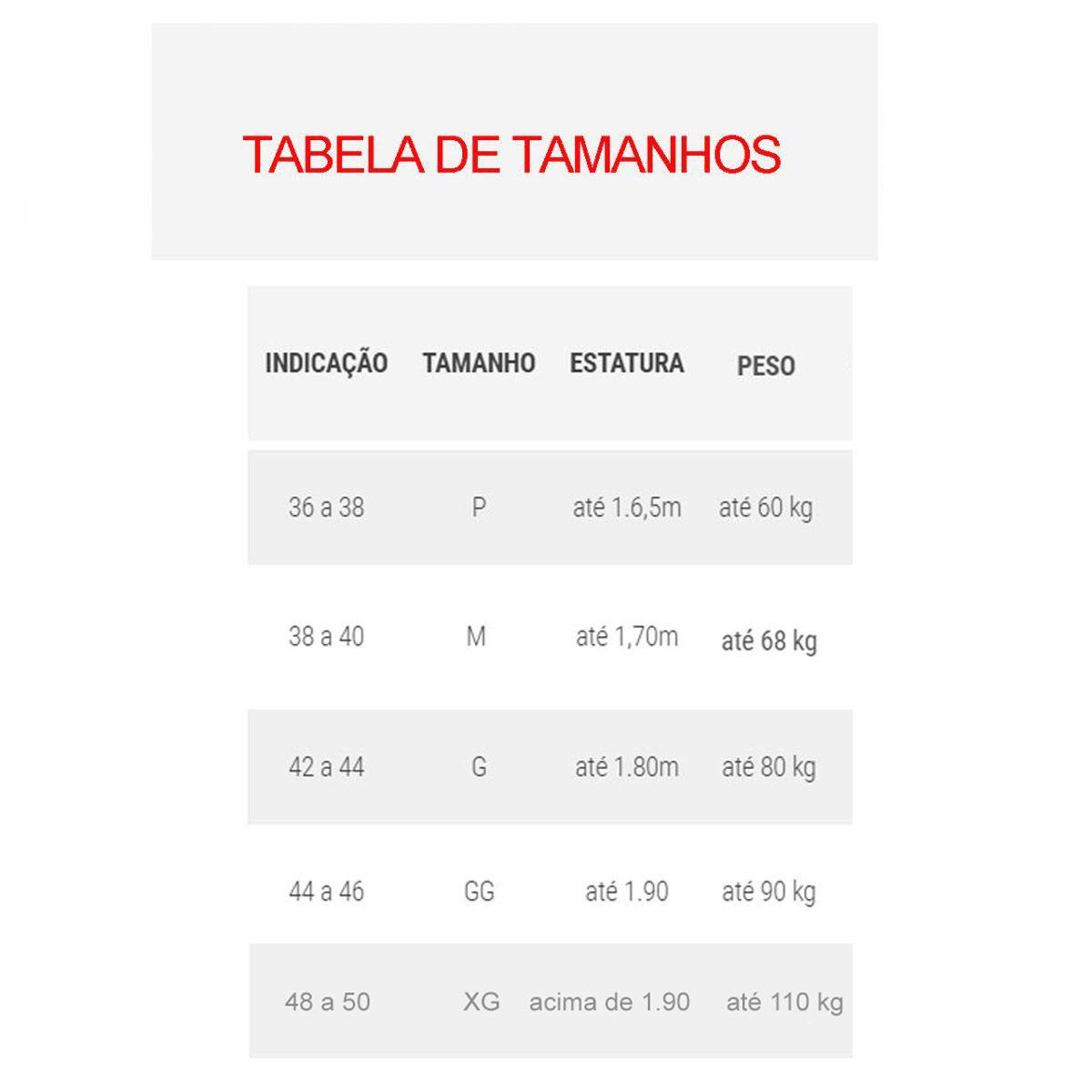 Calção Short Kick Boxing - Tiger 1351 - Preto/Verm - Fheras  - Loja do Competidor