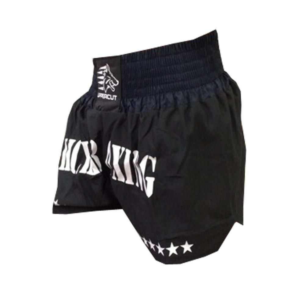 Calção Short Kickboxing  - GP - Preto - Uppercut -  - Loja do Competidor
